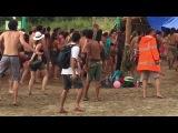 Solar.United.Natives (SUN) Festival (2017) - Ectima (dance in the rain)