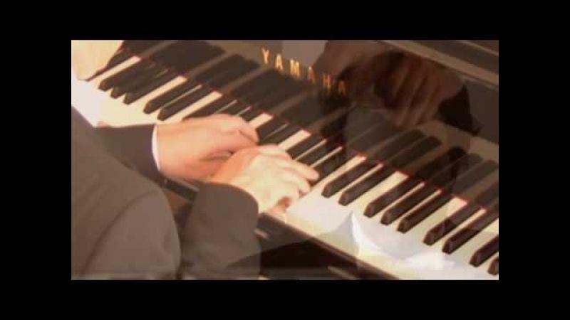 Muzio Clementi: Sonata in B Minor, Op. 40 No. 2 (1/2) - Gianluca Luisi [Backstage]
