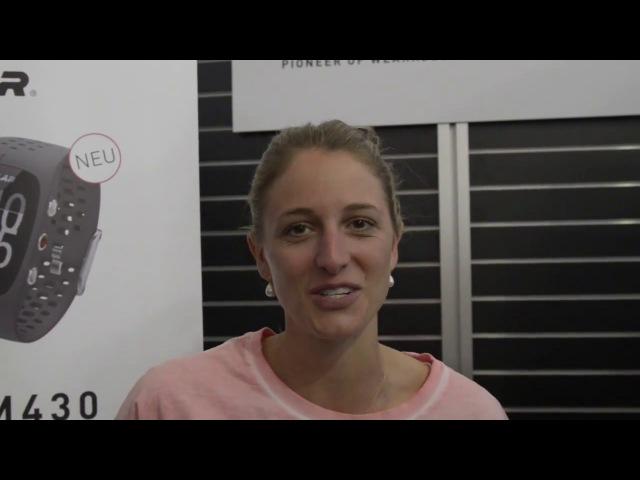Biathlon Saisonstart - Gruß von Vanessa Hinz