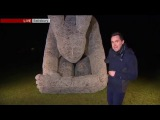 BBC South Today - Salisbury Cathedral sculptures