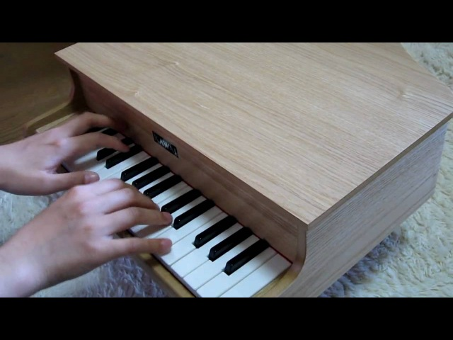 Chopin Polonaise Op.40-1 - Toy Piano Cover