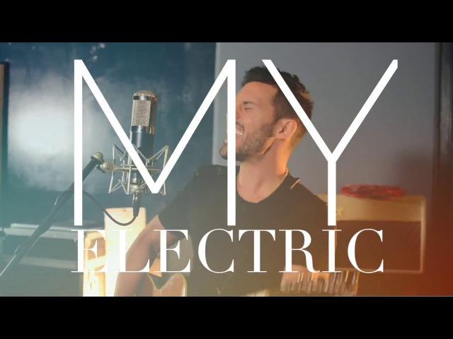 Rob Hazen - Electric Love (Lyric Video)