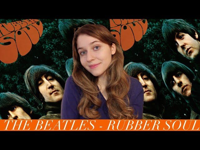 The Beatles - Rubber Soul   Обзор альбома (my all-time favorites)