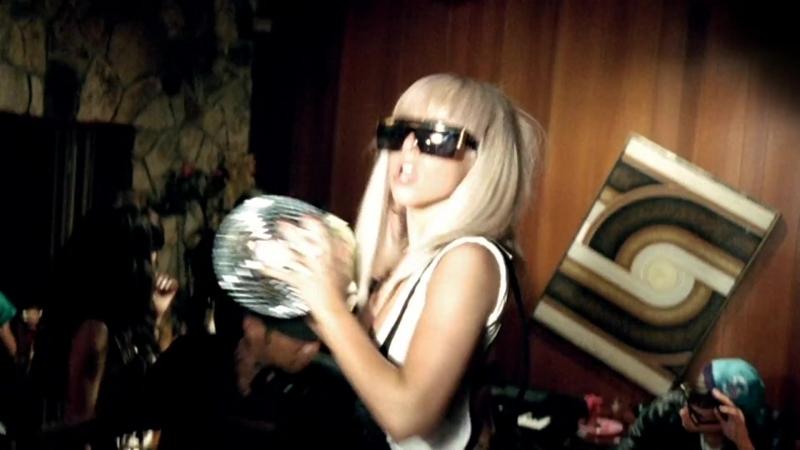 Lady Gaga - Just Dance (1080i)