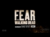Fear the Walking Dead Season 4 Teaser Maggie Grace