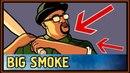 BIG SMOKE - NUMBER 9 LARGE - GTA SA - by ZHIDUS