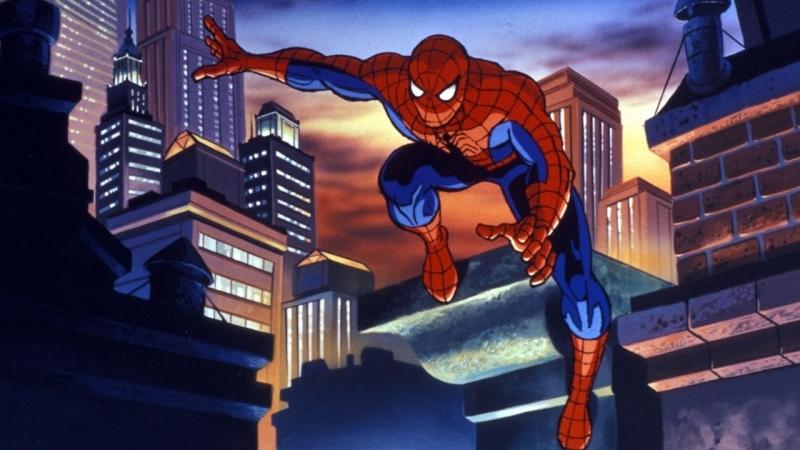 Смотрим Мультфильм Человек-паук [3 сезон] Movie Live