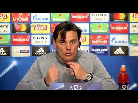 Montella Hay que obligar al Bayern a hacer cosas a las que no están acostumbrados. 020418