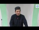 9 марта село Терекли-Мектеб Ногайского района посетил имам с. Кумли Танаев Алиасхаб и в рамках пятничного богослужения выступил