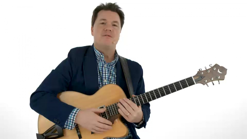 1 Sean McGowan Fingerstyle Jazz Guitar Survival Guide Introduction » Freewka.com - Смотреть онлайн в хорощем качестве