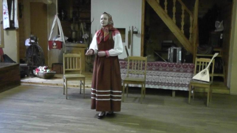 Соня Крючкова преподаватель Кузина М.А.