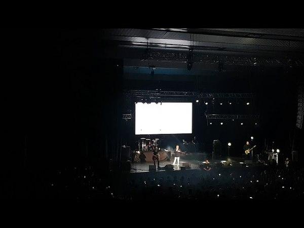 Томас Андерс облажался на концерте в Минске