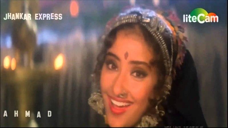 Dhak dhak dil kare ghabraau Jhankar HD 720p Sanam 1997 frm AhMeD
