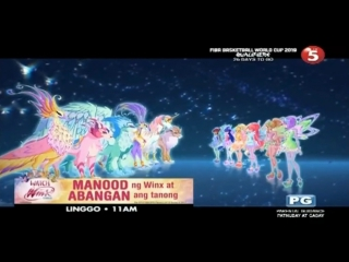 Winx Club Season 7, Episode 14 - Tynix Transformation (Tagalog)