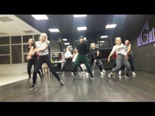 Choreo by Andrew | Кастинг в концертный состав El Gato DC | 1 день | Rihanna - Unfaithful