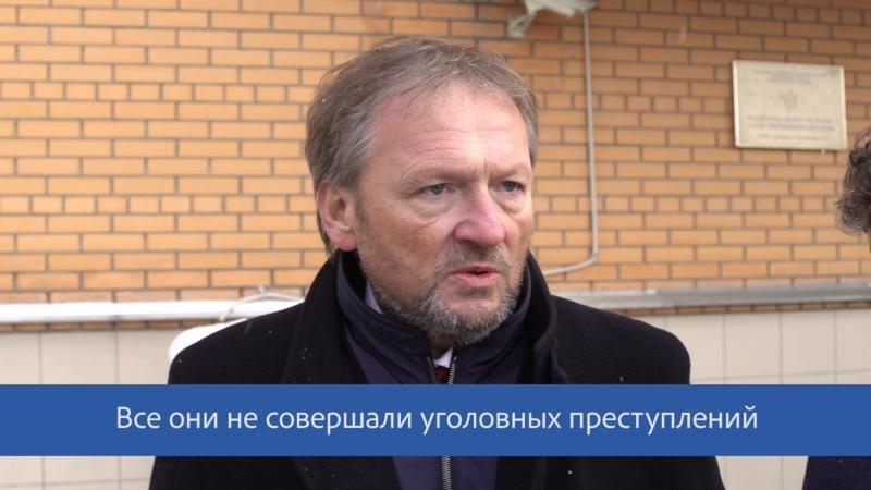 Борис Титов добился освобождения 39 предпринимателей из СИЗО