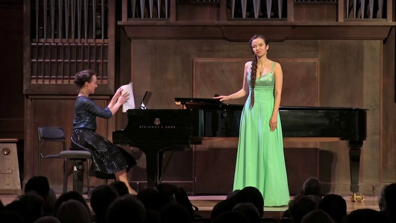 Alexandra Koroleva - Rimsky-Korsakov. Melt scene of Snow Maiden (act 4)