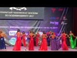 Чемпионат Москвы по ББ2017 , Ирина Магдидиева