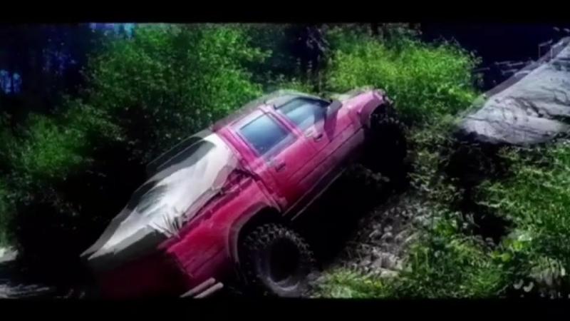Toyota Hilux - офроуд