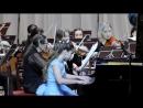 09 Алена Фефилова И Гайдн Концерт Ре мажор для клавира с оркестром 1 часть