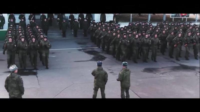 Флэшмоб с Олегом Газмановым - Вперёд Россия