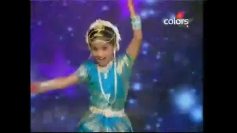 Vaishnavi patil Indias Got talent GRAND FINALE 22 august 2009 .