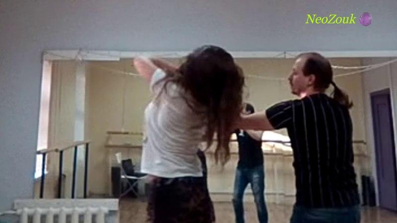 Brazilan ZoukNeoZouk Dudin Andrei Yabedina JuliaAlegria Dance Studio