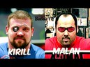 Who is the best Russian Powerlifter Sarychev vs Malan
