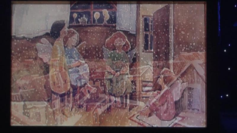 Майя Егорова - Молитва снегу
