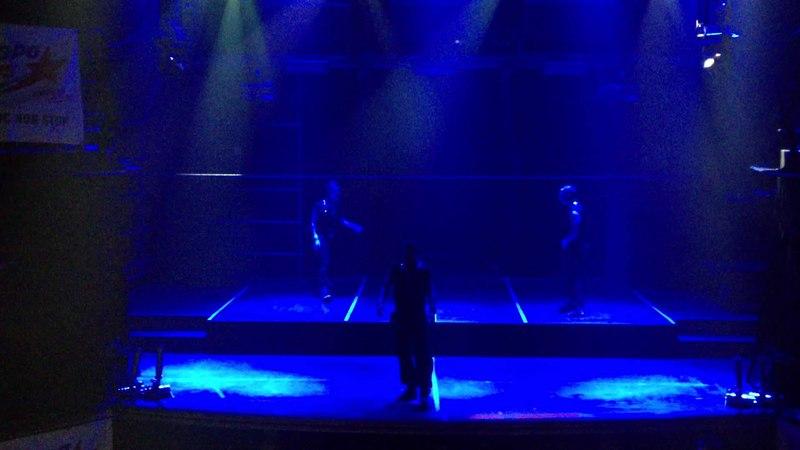 шоу лаборатории танцев PASHA-2309 1 действие 7 часть