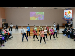 5-Б класс на Стартине в МОУ СОШ №7 г.о.Шуя 2017