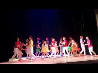 Заключительный танец Салютики 20.04.2018