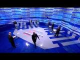 Грудинин со СКАНДАЛОМ ушел из студии! Отказался от дебатов на первом канале!