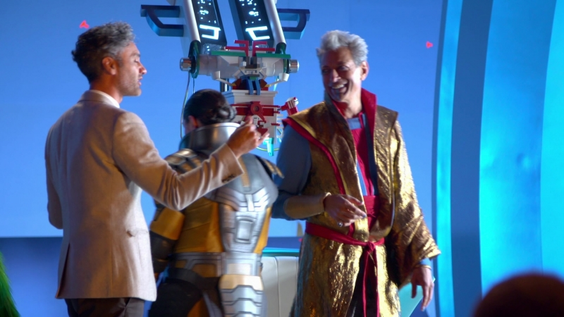 [Thor: Ragnarok] Sakaar: On the Edge of the Known and Unknown