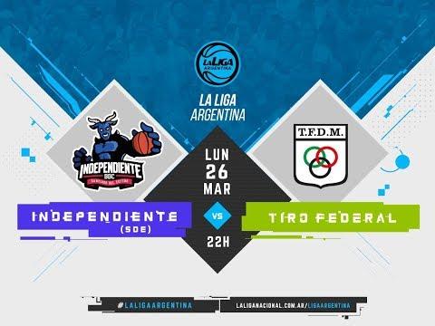 LaLigaArgentina | 26.03.2018 Independiente de Santiago del Estero vs. BHY Tiro Federal