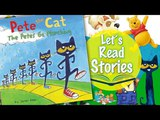 PETE THE CAT: The Petes Go Marching - Childrens Story Read Aloud
