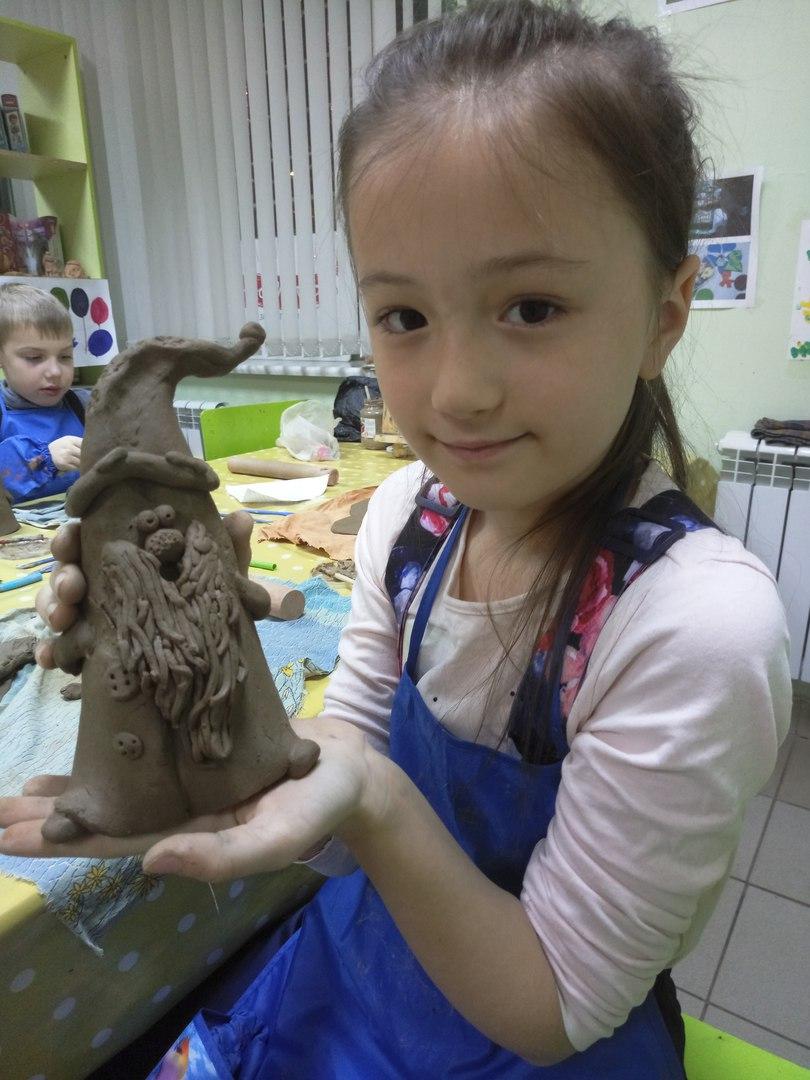 """Афиша Ижевск Мастерская керамики в """"Каляке-Маляке"""" 4+ 7+"""