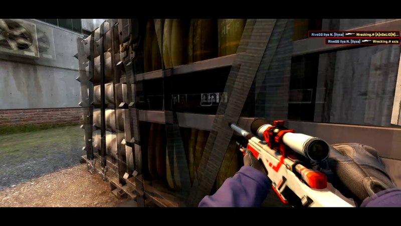 1lyha vs Wrecking Gaming -5 with awp