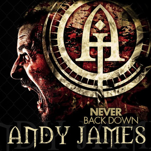 Andy James альбом Never Back Down