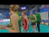 Волейбол Женщины Кубок России Протон - Уралочка матч за 3 место 24_12_2017
