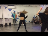 Once upon a time Choreo by stasgusar