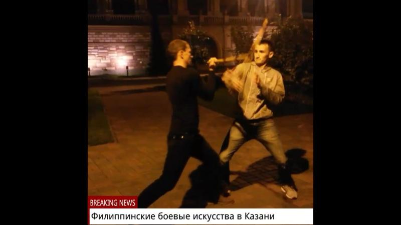 Казань арнис
