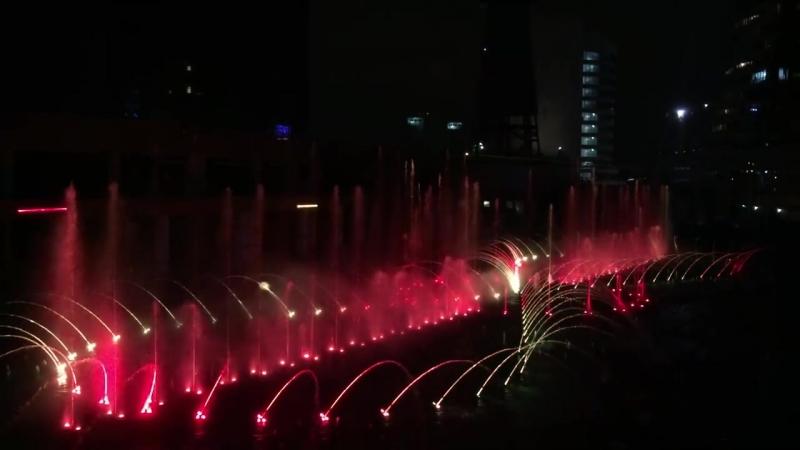 WaterGarden İstanbul - Show Havuzu Gösterisi 1. Bölüm