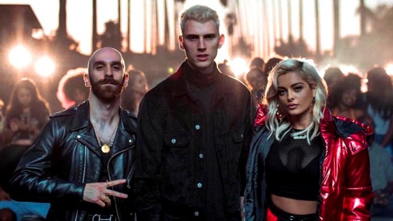 Премьера! Machine Gun Kelly, X Ambassadors feat. Bebe Rexha - Home (24.11.2017) ft.