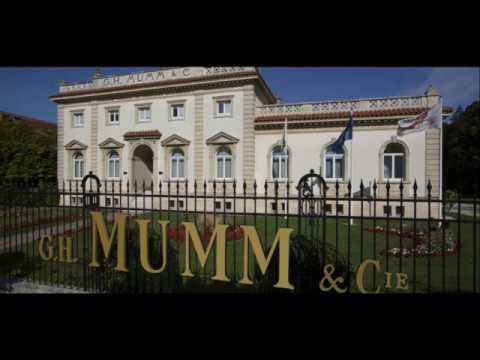 Дом шампанского Mumm Champagne G H Mumm