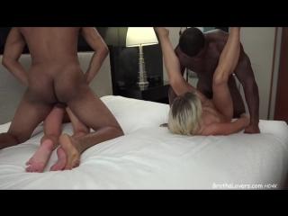 Alessandra Noir And Cindy Sun - BrothаLovеrs [All Sex, Hardcore, Blowjob, Gonzo]