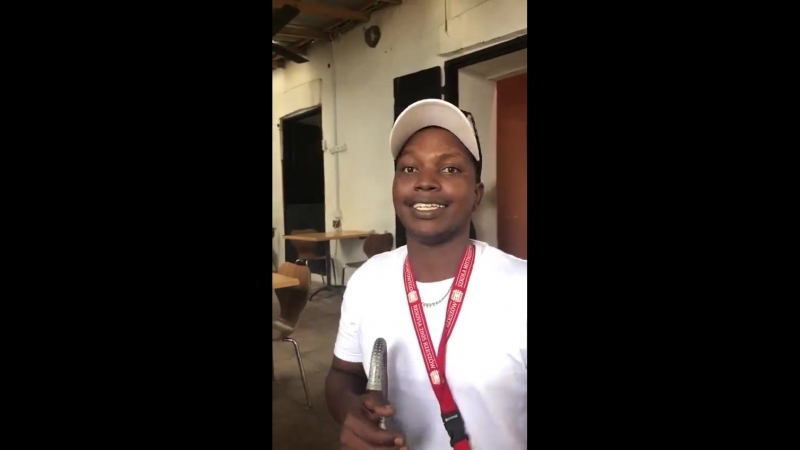 Део из Занзибара рассказывает как выучил польский язык