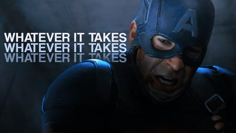 Whatever it takes || steve rogers