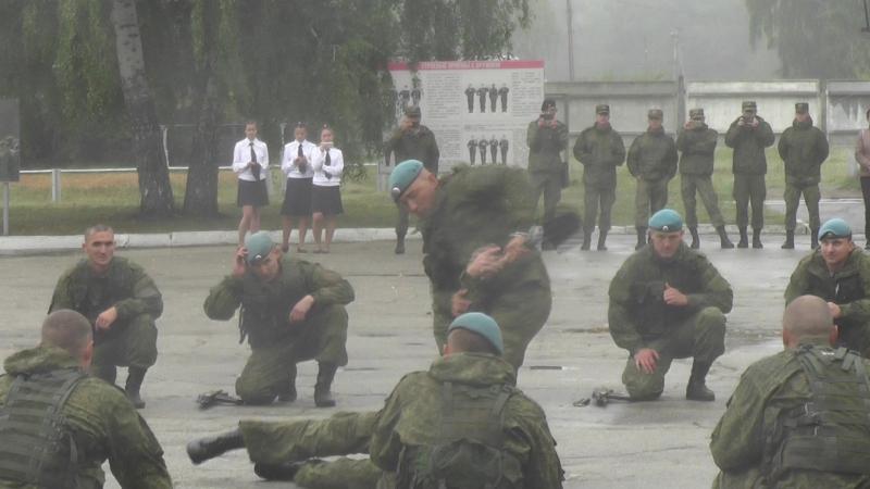 Зарница. 2017. Ульяновск