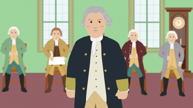 George Washington 1732 1799 President of the USA